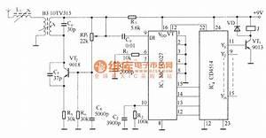 Multi-channel Remote Control Circuit Diagram