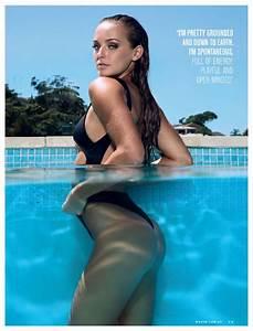 CASEY BOONSTRA in Maxim Magazine, Australia April 2017 ...