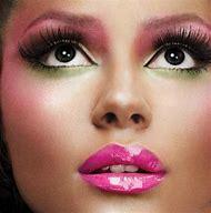 Beautiful Eye Makeup Face