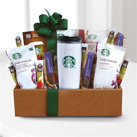 Starbuck  Ee  Gift Ee   Basket  Ee  Gift Ee   Ftempo