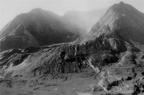 The Eruption Of Mt St Helens Wandering Through Time