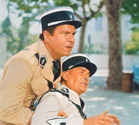 His mother, named leonor soto reguera, was of spanish and portugese extraction. The Film I've Just Seen: Louis de Funes & his LE GENDARME ...