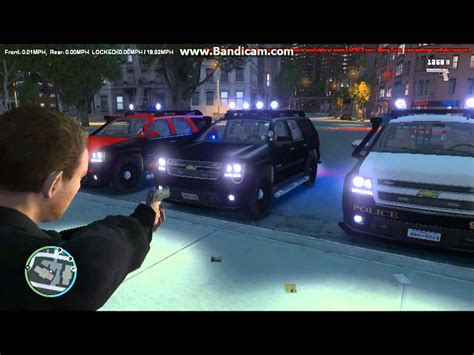 Gta 4 Mods Future Police Cars Pc Games Youtube