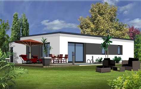 plan maison moderne 3 chambres maison moderne 100m2 cq97 jornalagora