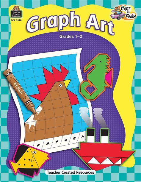 start  finish graph art grade   tcr teacher created resources