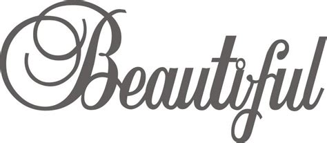 beautiful words clipart clipground