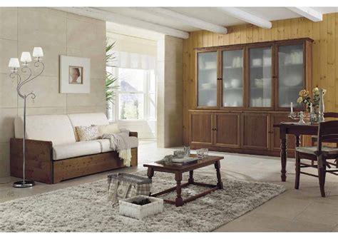 #divano Letto Trasformabile In Pino Massiccio. Disponibile