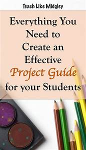 How To Create An Effective Project Guide For Students