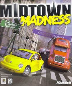 Midtown Madness Box Shot For Pc Gamefaqs