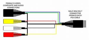 Vga Video Cable Wiring Diagram