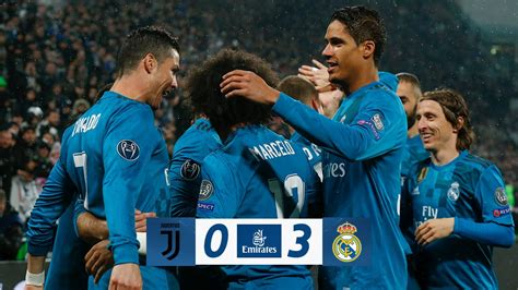 Juventus vs Real Madrid Full Match And Highlights 03-Apr-2018 - HD Matches