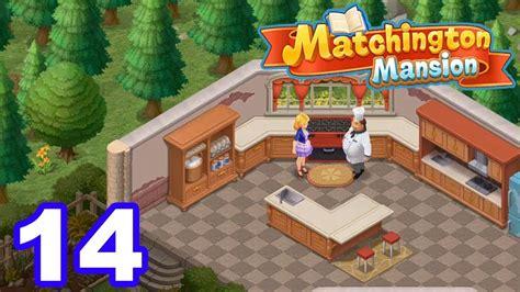 matchington mansion sbenny