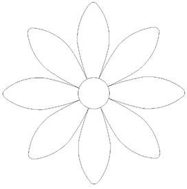 printable flower patterns browse patterns flower