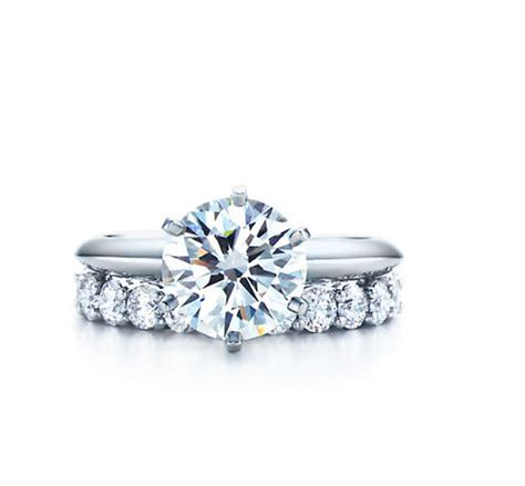 tiffany co engagement ring in the tiffany setting 2 5