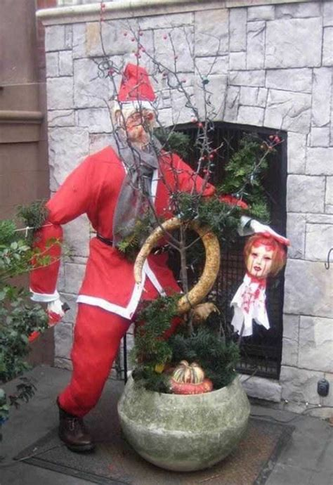 inappropriate   funny christmas decorations