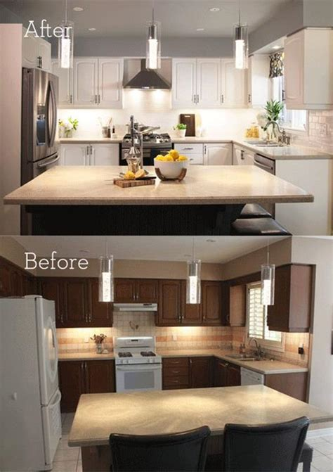 kitchen makeover ideas   budget  decorelated
