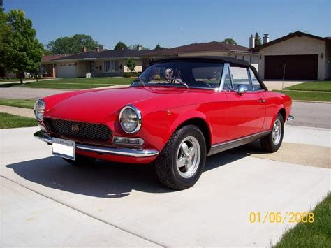 1972 Fiat 124 Spider by 1972 Fiat 124 Spider Oh How I Miss My Car