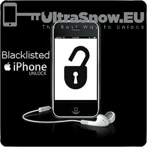 how to unlock blacklisted iphone can you unlock blacklisted iphone