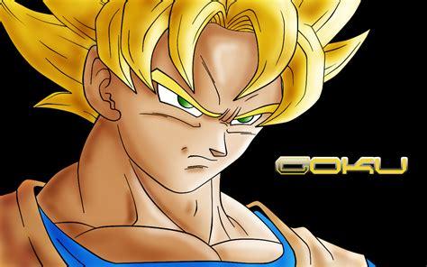 Goku Images Goku Images Goku Ssj Hd Wallpaper And Background Photos