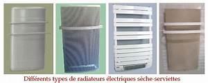 choisir un radiateur seche serviettes pour salle de bain With porte de douche coulissante avec chauffage rayonnant salle de bain