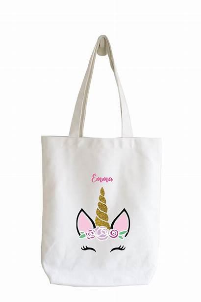 Unicorn Bag Personalised Sweet Tote Squad Bags