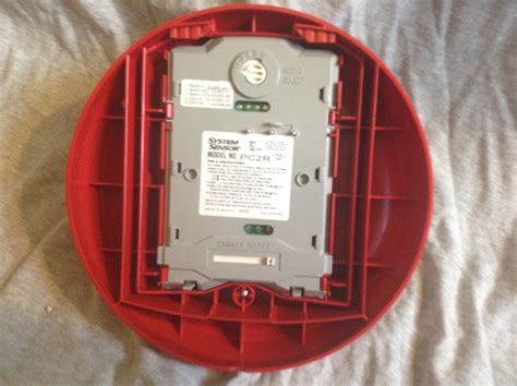 System Sensor Pc2r Fire Alarm Collection Information