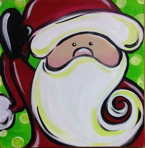 Painting With A Twist Christmas Google Search Paint
