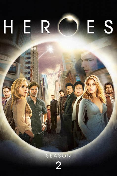 Heroes (TV Series 2006-2010) - Posters — The Movie Database (TMDb)