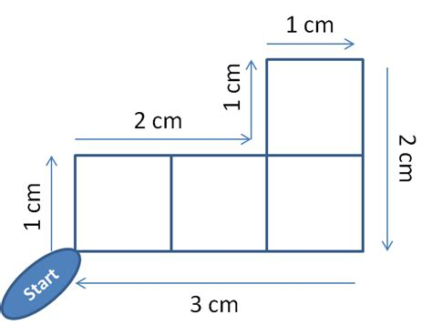 how to measure the perimeter of a room measuring shapes perimeter and area worksheet from edplace
