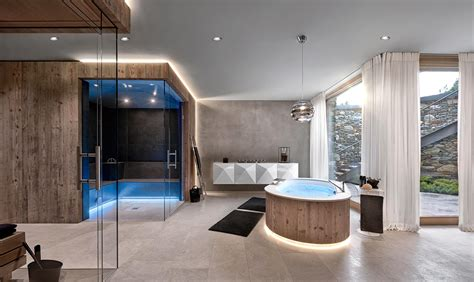 Moderne Luxus Badezimmer by Badezimmer Zeitgen 246 Ssische Luxus Bad Heiteren Auf Moderne
