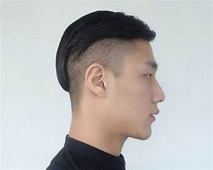 Fun an Edgy Asian Men Hairstyles