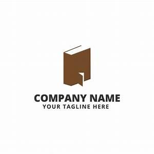 Book door brown logo Vector | Free Download