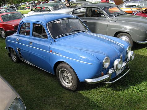 renault dauphine gordini renault dauphine gordini iv picture 10 reviews news