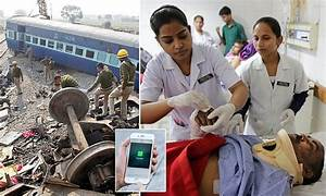 WhatsApp used to reunite India train disaster survivors ...
