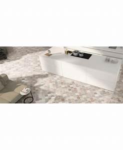 Carrelage Blanc Mat : carrelage realscale boho blanc mat ~ Melissatoandfro.com Idées de Décoration
