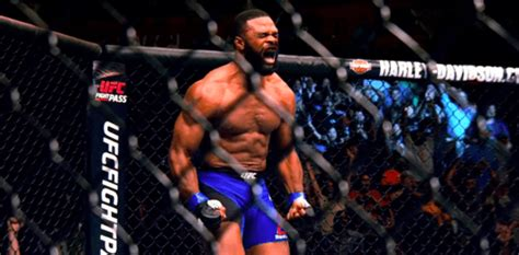 """Belal muhammad and leon edwards headlined the event in a welterweight matchup, but it was stopped midway through the second round after edwards accidentally caught muhammad in the eye. Tyron Woodley Tells Leon Edwards to Stop """"Clout Chasing ..."""