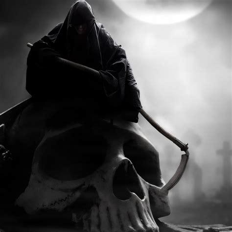 10 Top Grim Reaper Wallpaper 1366x768 Full Hd 1080p For Pc