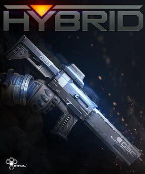 hybrid video game wikipedia