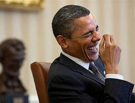 Obama Laughing Meme - vodka cranberry clooney friday s random thoughts end of the world edition