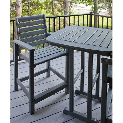 best table and chairs patio furniture high top table and chairs marceladick com