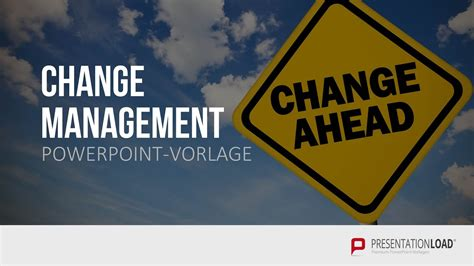 change management powerpoint template youtube