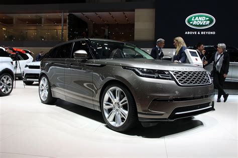 range rover velar range rover velar heads to the us later this year with