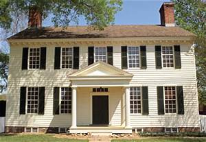Colonial Style Modular Homes from GBI-Avis