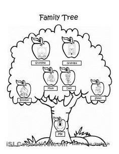 family tree templates  children genealogy  kids