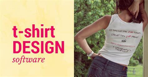 choose  shirt design software  tips fromdev