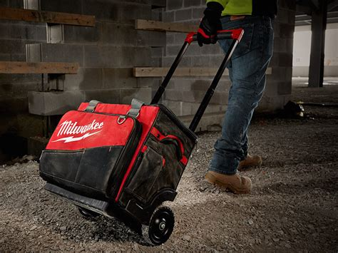 Milwaukee Tools Rolling Storage Bags Product Review