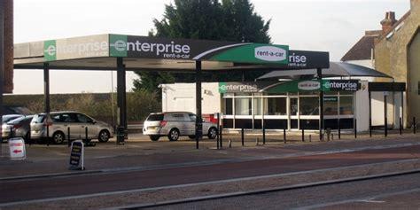 Enterprise Opens At Edinburgh Railway Station