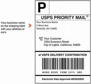 Print Return Address Labels Usps