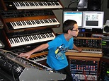 Synth.nl Blog: Keyboard Jeff visits Synth.nl Apollo Studio