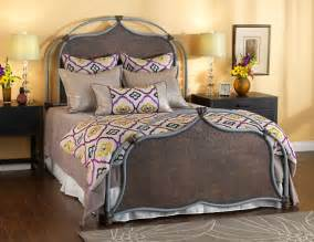 iron beds wrought iron beds images  pinterest